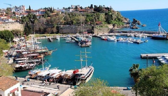 Antaliya dlya turistov