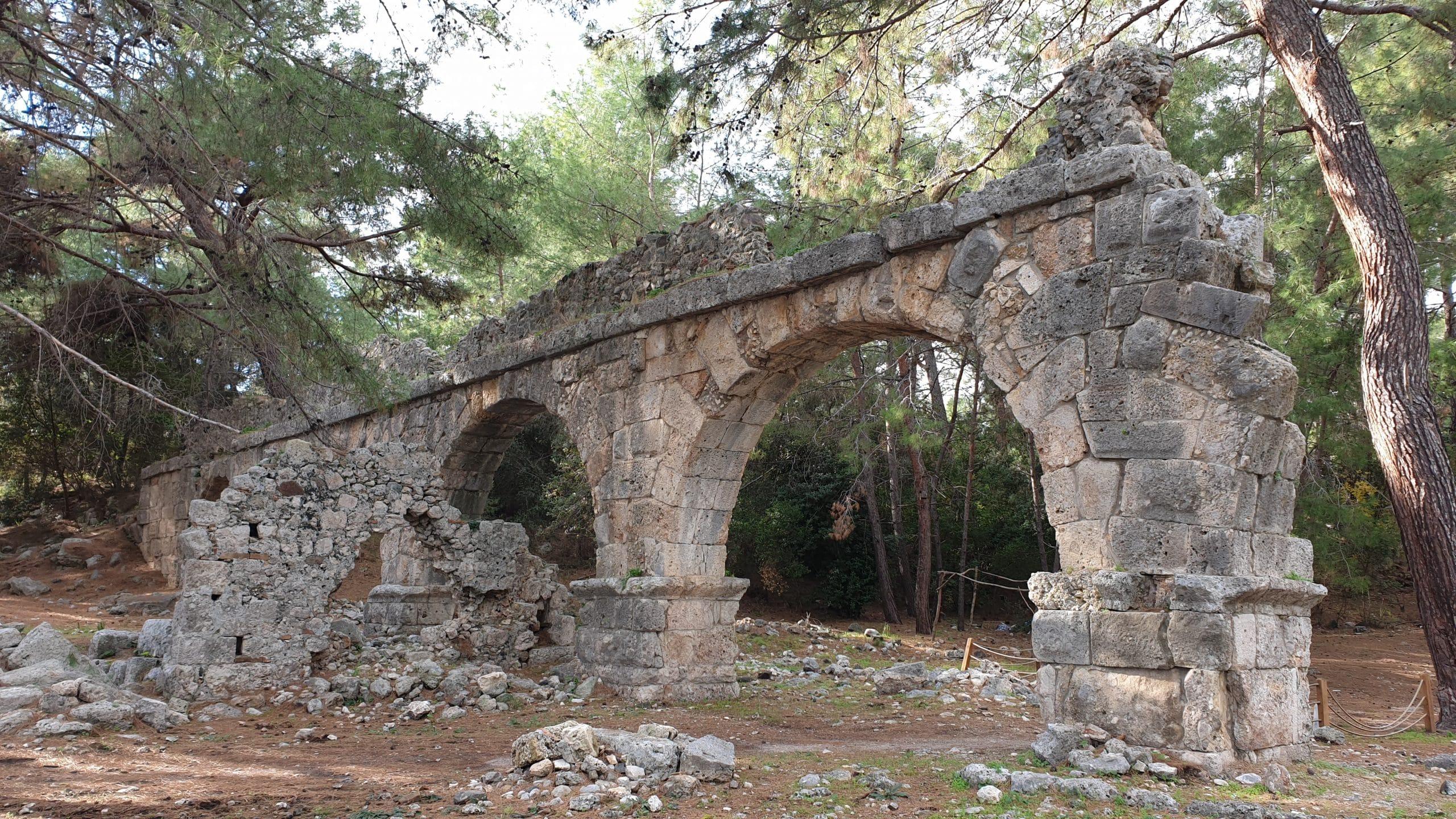 phaselis Kemer Antaliya