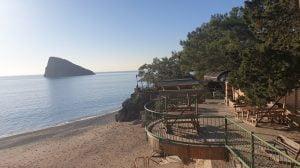 Пляж Топчам Анталия