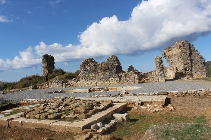 Antiohiya Alaniya Antaliya