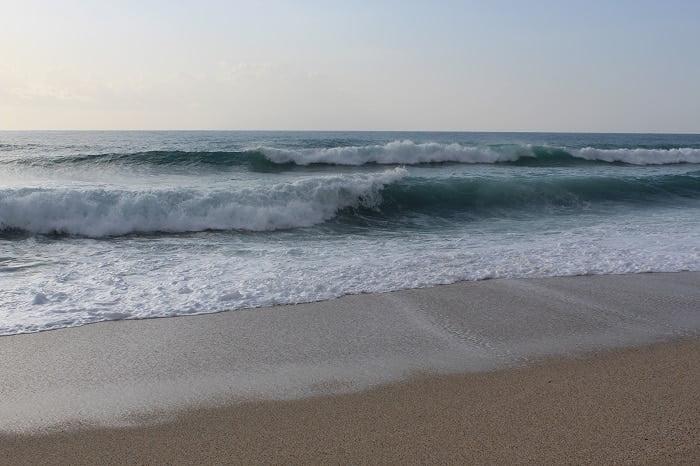 Пляж Клеопатры. Аланья.