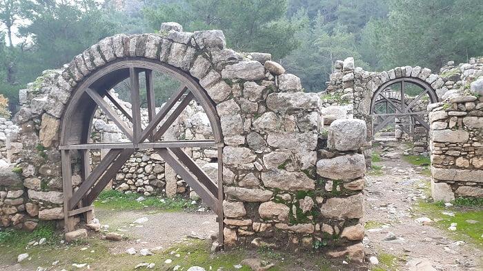 olympos Adrasan Antaliya