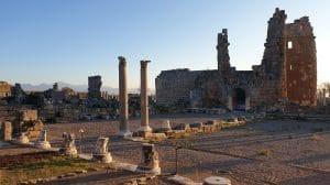 Перге perge ancient city
