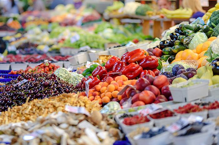 Рынок в Анталии