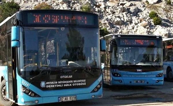 Photo of Общественный транспорт Анталии