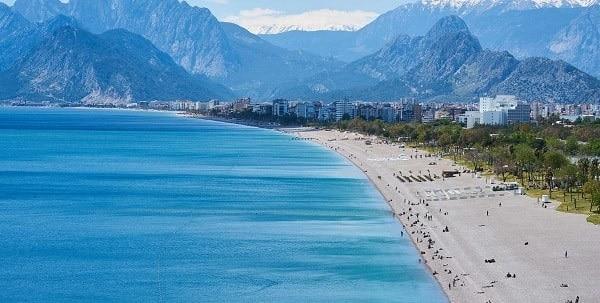 Photo of Пляж Лара Анталия