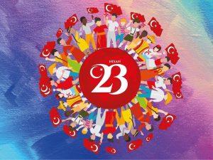 День защиты детей в Турции