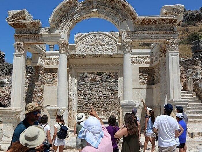 Photo of Первые туристы в Турции